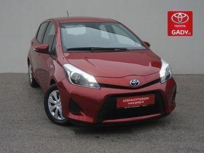 gebraucht Toyota Yaris 1,5 VVT-i Hybrid Active