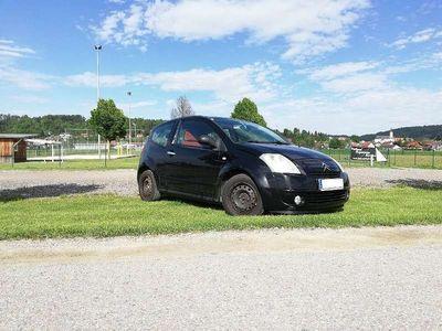 gebraucht Citroën C2 Sigi Klein-/ Kompaktwagen