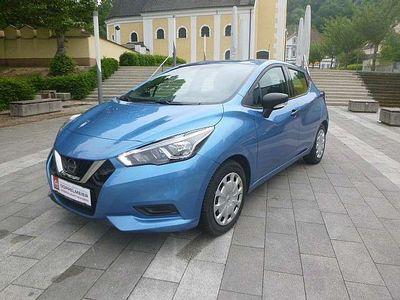 gebraucht Nissan Micra 0,9 IG-T Visia Plus Limousine