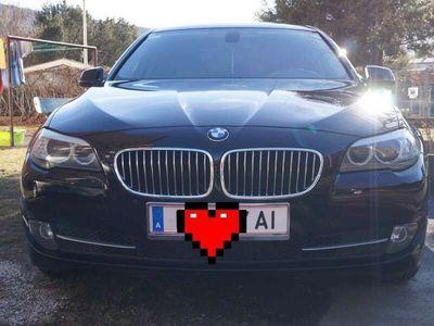 gebraucht BMW 520 5er-Reihe Diesel (F10) Österreich-Paket
