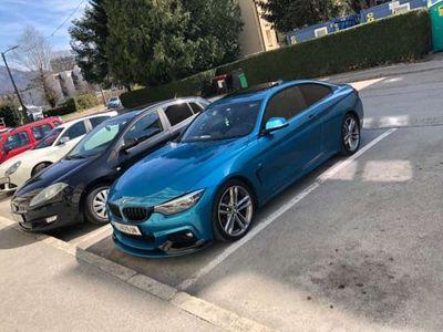 gebraucht BMW 418 4er Coupe Aut. M Sport