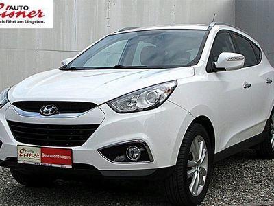 used Hyundai ix35 2,0 CRDi Premium 4WD SUV / Geländewagen,