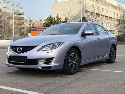 brugt Mazda 6 2.2 CD163 PLUS Limousine,