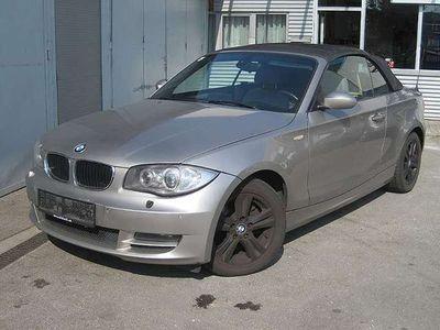 gebraucht BMW 118 Cabriolet i Österreich-Paket