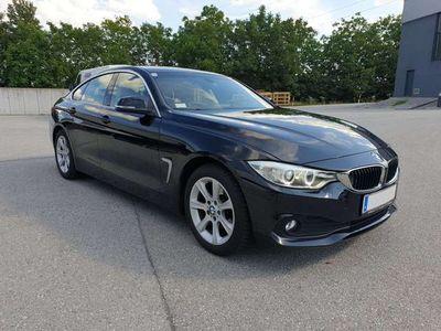 gebraucht BMW 420 Gran Coupé 4er-Reihe Diesel (F36)*Schaltwippen