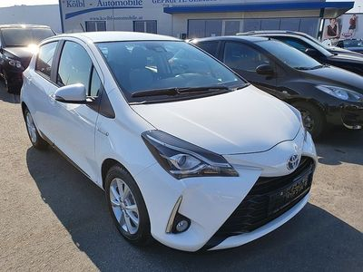 brugt Toyota Yaris 1,5 VVT-i Hybrid Active