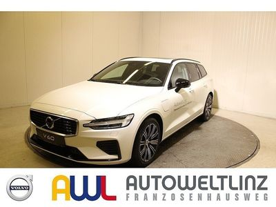 gebraucht Volvo V60 T6 Twin Engine PHEV R-Design Geartronic