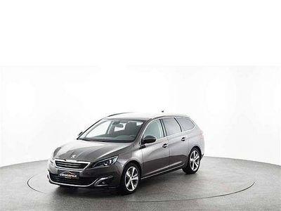 brugt Peugeot 308 SW 2,0 BlueHDi 150 Allure Kombi / Family Van,