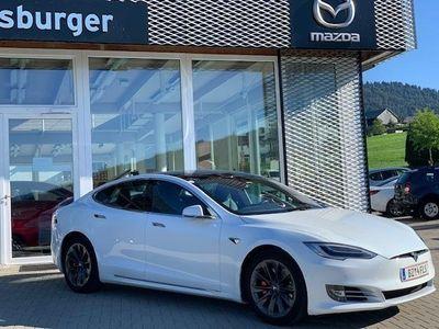 gebraucht Tesla Model S P100D