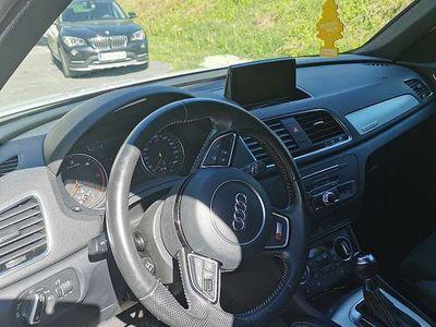 gebraucht Audi Q3 2.0 TDI SPORT QUATTRO SUV / Geländewagen
