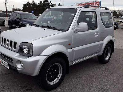 gebraucht Suzuki Jimny VX SE Freezer *Klimaanlage* SUV / Geländewagen,