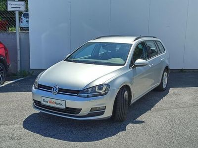 gebraucht VW Golf Variant Comfortline TDI