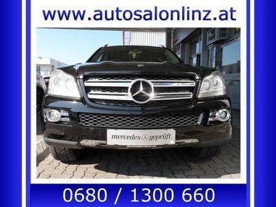 gebraucht Mercedes GL420 CDI 4MATIC Aut. 7 Sitze SHD, Lederexkl. Topzust