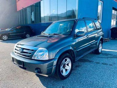 gebraucht Suzuki Grand Vitara XL-7 2,0 TD Klima Sitzheizung Turboschaden*