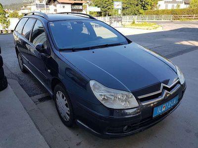 used Citroën C5 Break 1,6 HDi SX Limited Edition Kombi / Family Van,