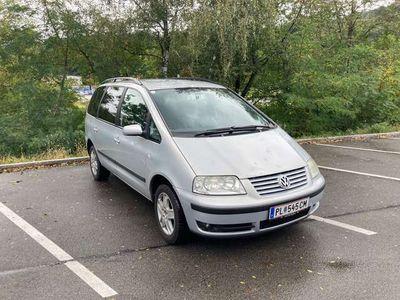 gebraucht VW Sharan Sharan VW1.9TDI PICKERL BIS 6/2021 + 4Monate!!