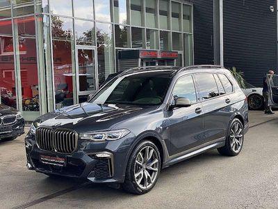 gebraucht BMW X7 M50d Aut. AHK LKHZ Laserlight