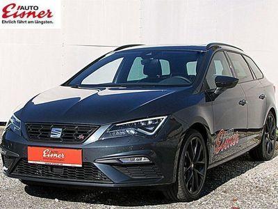 gebraucht Seat Leon ST FR TSI Black Edition Plus