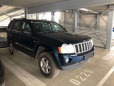 gebraucht Jeep Grand Cherokee 3.0crd SUV / Geländewagen