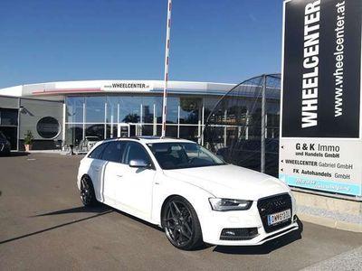 "gebraucht Audi S4 Avant 3,0 TFSI quattro S-tronic * 20"" * GLASDACH"