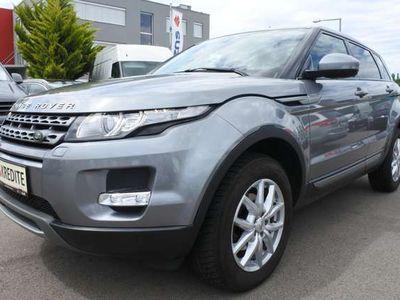 gebraucht Land Rover Range Rover evoque Dynamic 2,2 TD4