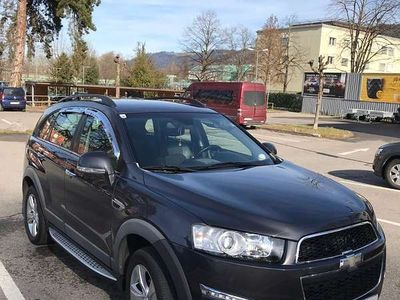 gebraucht Chevrolet Captiva 2.2 SUV / Geländewagen