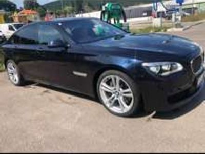 gebraucht BMW 750 7er-Reihe Allrad Diesel (F01) xDrive Aut.
