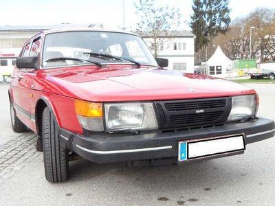 gebraucht Saab 900 GL Limousine
