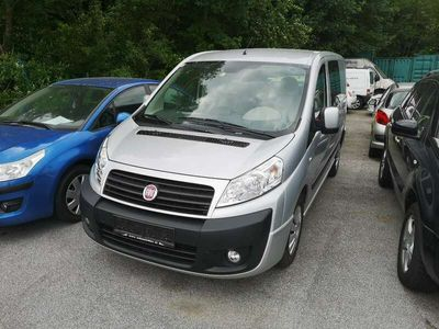 gebraucht Fiat Scudo Kombi L2H1 2,0 16V ,5 Sitze