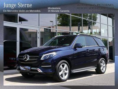 gebraucht Mercedes GLE350 GLE-Klassed 4Matic Austria Edition Aut. SUV / Geländewagen,