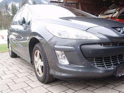 gebraucht Peugeot 308 SW Exclusive Tiptronic Kombi / Family Van
