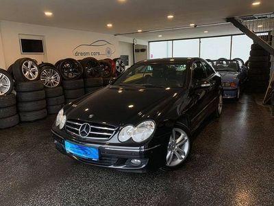 gebraucht Mercedes CLK280 Elegance Sport AMG Aut.