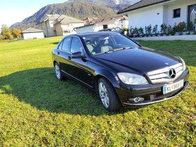 gebraucht Mercedes C180 Kompressor Avantgarde BlueEfficiency