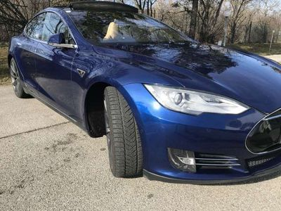 gebraucht Tesla Model S P90D