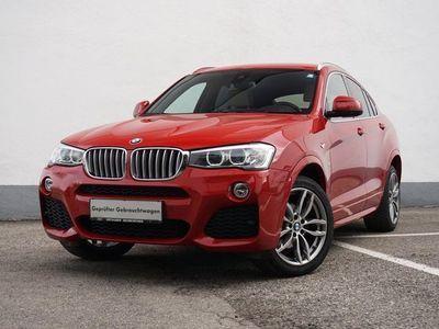 gebraucht BMW X4 xDrive 30d Österreich-Paket Aut.