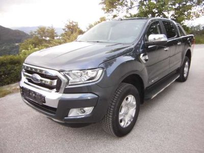 gebraucht Ford Ranger 3,2 Limited 4x4 Automatic