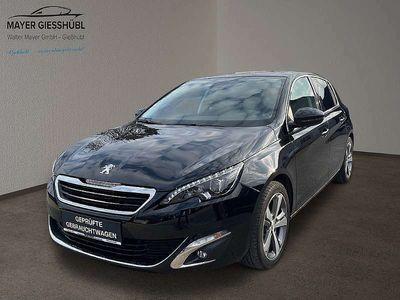 "gebraucht Peugeot 308 1,2 PureTech Allure S&S 17"""