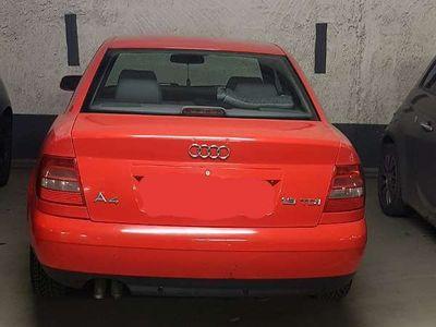 gebraucht Audi A4 1.9 TDI Facelift Automatik Limousine