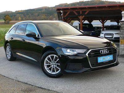 gebraucht Audi A6 Avant 3,0 TDI 50 Diesel Quattro S-tronic XENON NAVI PDC MOD 2019 Kombi / Family Van