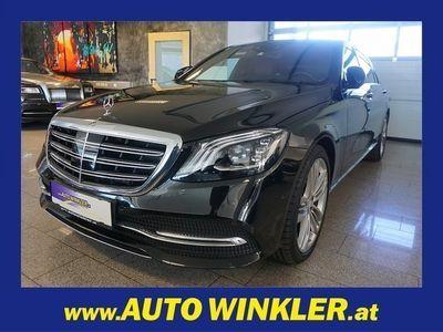 usata Mercedes S350 d 4Matic lang Aut. Facelift NP: 143759,-