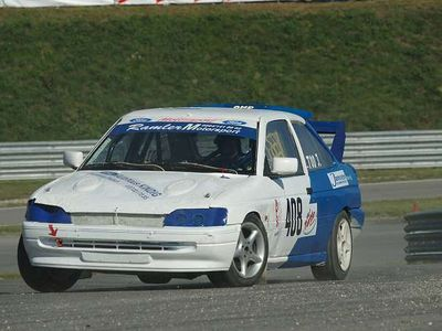 gebraucht Ford Escort RS 2000 16V Motorsport Sportwagen / Coupé,