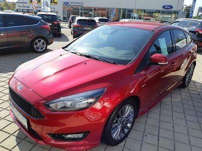 brugt Ford Focus 1,0 EcoBoost ST-Line Limousine,