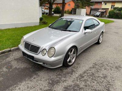 gebraucht Mercedes CLK320 Avantgarde Aut. vorgeführt 5/22+4