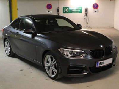 gebraucht BMW 220 2er-Reihe Coupé M Sport Aut. Harman/Kardon