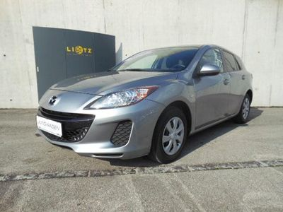 gebraucht Mazda 3 Sport 1,6i TE Silverline, 105 PS, 5 Türen, Schaltgetriebe