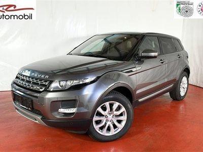 gebraucht Land Rover Range Rover evoque Pure 2,2 eD4 SUV / Geländewagen,