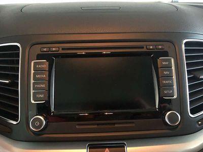 gebraucht VW Sharan Sky BMT 2,0 TDI DSG Kombi / Family Van
