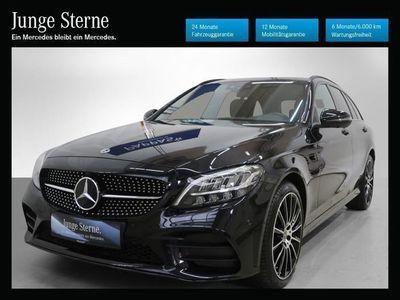 gebraucht Mercedes C200 T 4MATIC Aut.