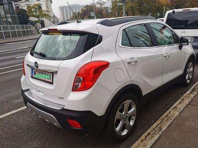 gebraucht Opel Mokka 1,7 CDTI Ecotec Edition Aut.