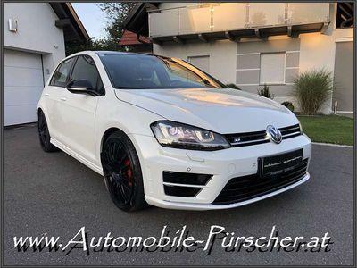 gebraucht VW Golf R 2,0 TSI DSG-HGP-420 Ps-Panorma-NP 59000 Eur!